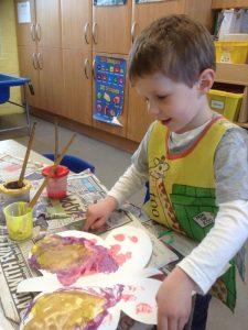 Getting hands-on at preschool