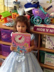 Favourite books at preschool