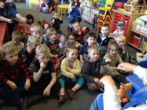 World book day at Preschool