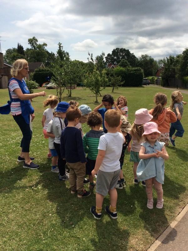 nurseries in Gloucestershire